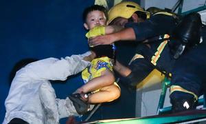 Cuộc tri ân cảnh sát PCCC sau hoả hoạn Carina khiến 13 người chết