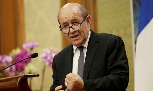 NGoại trưởng PhápJean-Yves Le Drian