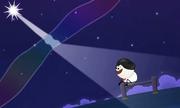Lý do chúng ta thấy ngôi sao lấp lánh