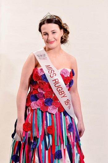 Megan sẽ tham dự cuộc thi Hoa hậu Anh diễn ra vào tháng 7 tới. Ảnh: Indy100
