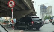 Luật Việt Nam cho phép ôtô quay đầu nơi có biển cấm rẽ trái