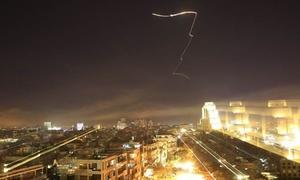 Cuộc không kích chớp nhoáng của Mỹ, Anh, Pháp vào Syria
