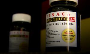Hơn 750 hộp thuốc chữa ung thư giả bị thu giữ ở Nam Định