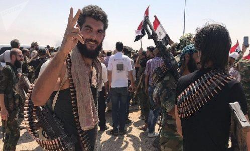 Syria tuyên bố đẩy lùi hoàn toàn phiến quân khỏi Đông Ghouta