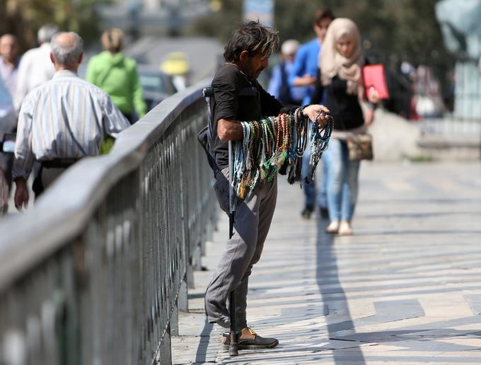 Nhịp sống ở thủ đô Syria sau không kích của Mỹ