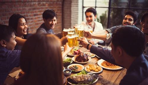 Việt Nam chỉ có khoảng 3 thương hiệu bia làm từ 100% lúa mạch.