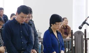 Y án tù chung thân với cựu đại biểu Quốc hội Châu Thị Thu Nga