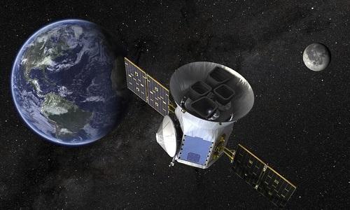 Tess sẽ tiếp tục công việc tìm kiếm ngoại hành tinh của kính viễn vọng không gian Kepler. Ảnh: AP.