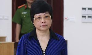 Cựu đại biểu Quốc hội Châu Thị Thu Nga bị tuyên án tù chung thân