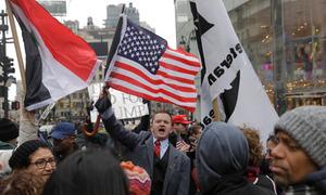 Người dân Mỹ chia rẽ sau cuộc không kích Syria
