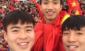 Duy Mạnh: 'U23 Việt Nam lấy được nhiều sự tin yêu của người hâm mộ'