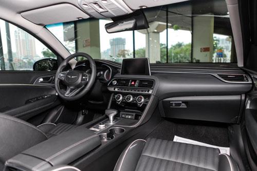 Genesis G70 giá 1,7 tỷ đồng - xe sang Hàn Quốc thách thức Mercedes C-Class