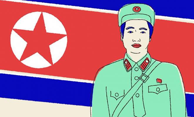 Cuộc chạy trốn sang Trung Quốc của binh sĩ Triều Tiên