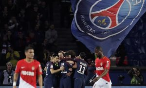 Paris Saint-Germain 7-1 Monaco