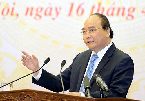 Thủ tướng chỉ đạo nhiều giải pháp giảm chi phí logistics. Ảnh: VGP