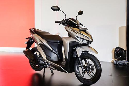 Honda Vario 150 2018 ra mắt tại Indonesia. Ảnh: Rockmotif