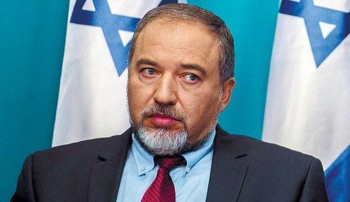 Bộ trưởng Quốc phòng Israel Avigdor Lieberman. Ảnh: AFP.