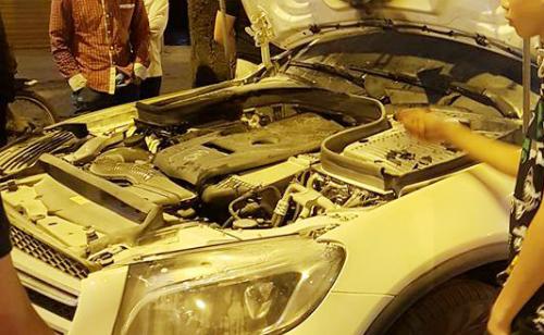 Hơn 3.600 xe Mercedes tại Việt Nam có nguy cơ cháy