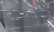 Ôtô rơi từ tầng 3 xuống đất khi đang lùi, tài xế thiệt mạng
