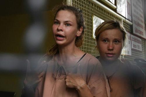 Ra tòa Thái Lan vì mở lớp dạy khỏa thân, người mẫu Nga cầu cứu Mỹ