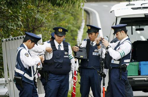 Nhật huy động 6.000 cảnh sát truy bắt phạm nhân gương mẫu