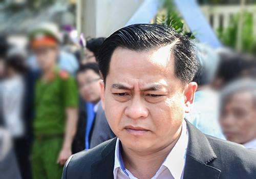 Ông Phan Văn Anh Vũ đang bị điều tra trong vụ án làm lộ tài liệu bí mật nhà nước.