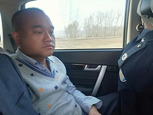 Bác sĩ Tan Qindong mới được thả hồi giữa tháng 4. Ảnh: CNP.