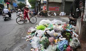 Tại sao công nhân vệ sinh chỉ thu gom rác sinh hoạt?