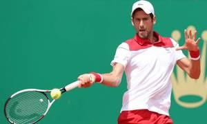 Novak Djokovic 2-0 Borna Coric