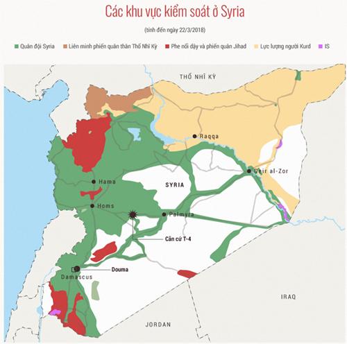 Syria sắp tấn công căn cứ nổi dậy cuối cùng gần thủ đô