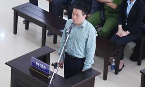 Cựu chủ tịch Oceanbank Hà Văn Thắm từ chối luật sư do tòa chỉ định