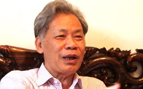 Nguyên Thứ trưởng Nội vụ Thang Văn Phúc cho rằng cần ủng hộ phương án hợp nhất các sở, ngành vừa được đề xuất. Ảnh: PV