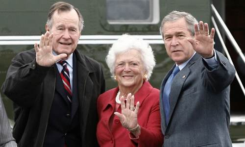 Cuộc đời Babara Bush - người có chồng và con làm tổng thống Mỹ