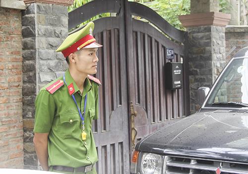 Bộ Công an khám nhà hai cựu chủ tịch Đà Nẵng