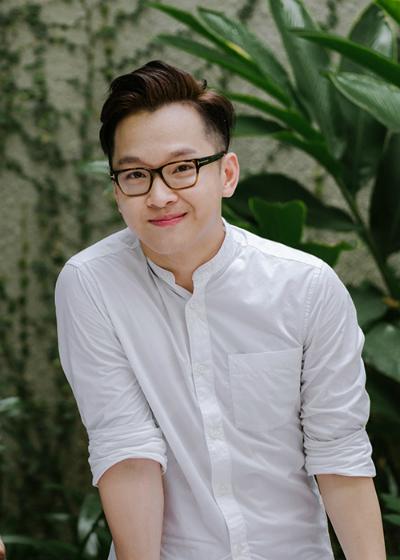 Blogger ẩm thực nổi tiếng Yun Lukas.