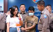 Thái Lan bắt người Việt móc túi, cướp tài sản tại lễ hội té nước