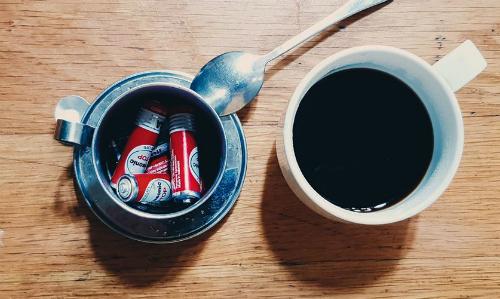 Mùi vị cà phê