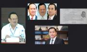 Những nghi can dần xuất hiện trong hai vụ án của Phan Văn Anh Vũ