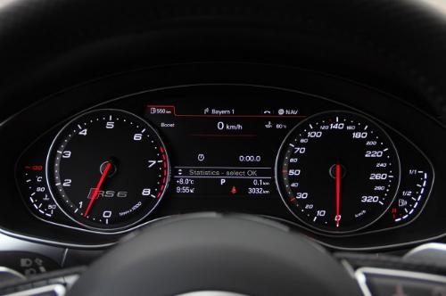 Năm mức tốc độ quan trọng trên ôtô ở Đức