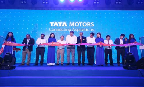 Tata Motors Cho Thị Trường Quốc Tế
