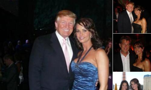 Cựu người mẫu Playboy được tự do kể chuyện ngoại tình với Trump