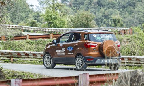 Ford EcoSport 2018 - khắc phục nhược điểm tại Việt Nam