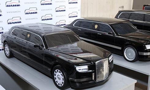 Siêu xe tương lai bảo vệ Putin vượt qua thử nghiệm