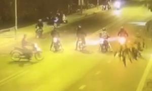 Triệu tập hàng chục thiếu niên đua xe trái phép ở TP Đà Lạt