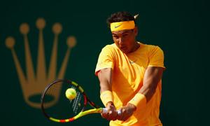 Rafael Nadal 2-0 Karen Khachanov
