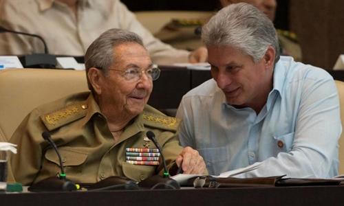 Cuba bầu phó chủ tịch là ứng viên duy nhất cho vị trí tân chủ tịch