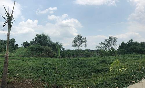Hơn 320.000m2 đất công sản đã được chuyển nhượng với giá rẻ. Ảnh:Tuyết Nguyễn.