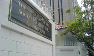 Thi hài người phụ nữ tự sát ở sứ quán Việt Nam tại Malaysia đã được đưa về nước
