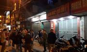 Cảnh sát khống chế người đàn ông cướp tiệm vàng