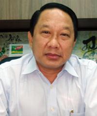 Nguyên Chủ tịch TP Vũng Tàu Phan Hòa Bình. Ảnh: Xuân Mai.